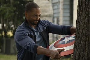The faucon and the Winter Soldier - Promotional photos