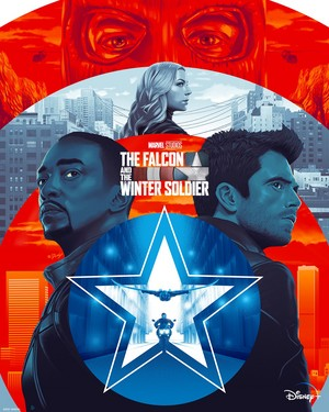The Falcon and the Winter Soldier || Promotional Poster