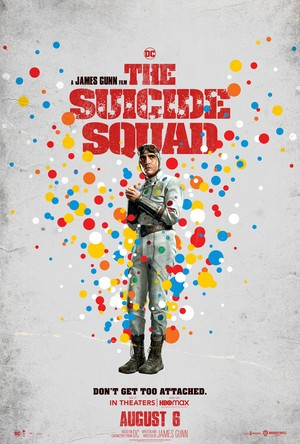 The Suicide Squad (2021) Character Poster - Polka Dot Man