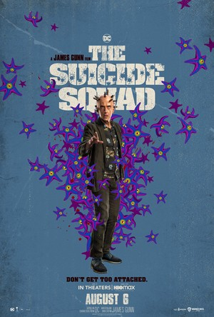 The Suicide Squad (2021) Character Poster - The Thinker