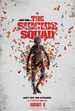 The Suicide Squad (2021) Character Poster - نےولا, نیولا