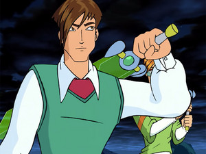 The Winx Club Brandon sword