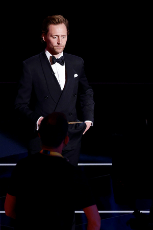 Tom Hiddleston || 74th British Academy Film Awards, London › April 11, 2021
