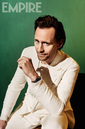 Tom Hiddleston for Empire Magazine || June 2021