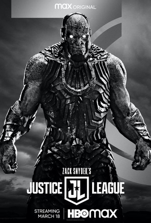 Zack Snyder's Justice League - Character Poster - Darkseid