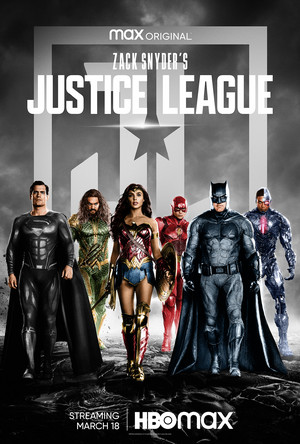 Zack Snyder's Justice League - Colorized Poster