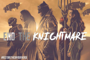 Zack Snyder's Justice League - End the Knightmare