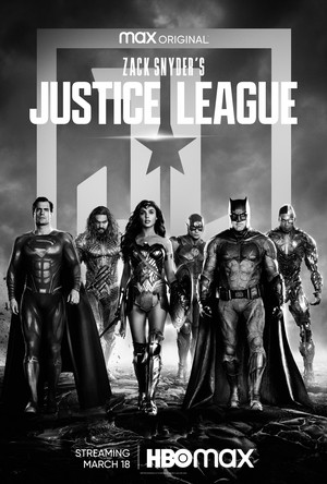 Zack Snyder's Justice League - Group Poster