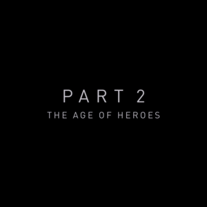 "Zack Snyder's Justice League: Part 2 Titel - ""The Age of Heroes"""
