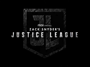 Zack Snyder's Justice League - pamagat Card