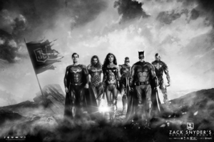 Zack Snyder's Justice League - वॉलपेपर
