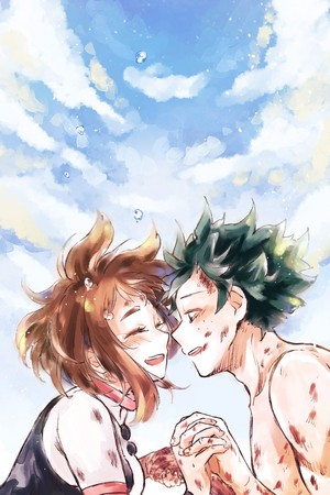 deku and uraraka
