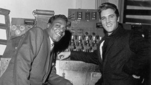 Elvis And Brook Benton