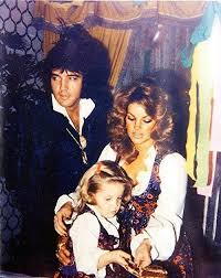 Lisa Marie Presley 5th Birthday Party 1973