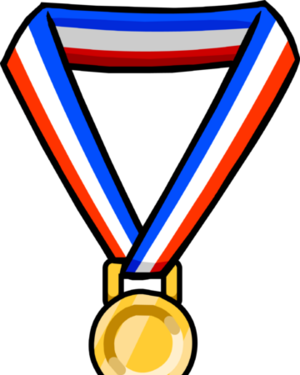 A Medal For Your Wonderful Props And Comments