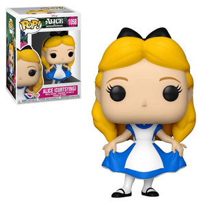 Alice in Wonderland 70th Anniversary - Funko Pop! Vinyl Figure - Alice