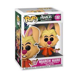 Alice in Wonderland 70th Anniversary - Funko Pop! Vinyl Figure - March hase
