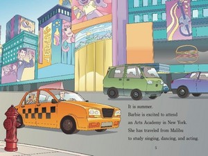 Barbie: Big City, Big Dreams (Book Sneak Peek)