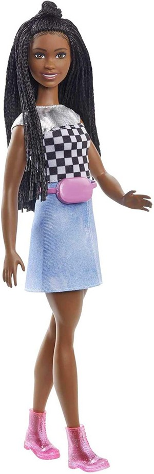 Barbie: Big City, Big Dreams - Brooklyn Barbie Casual Doll
