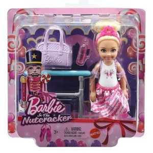 Barbie in the Nutcracker 2021 Chelsea anak patung