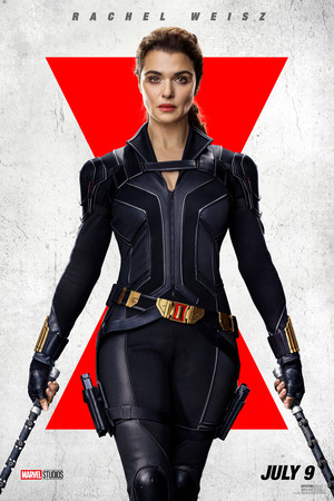 Black Widow Character Poster | Melina Vostokoff
