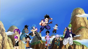 Dragon Ball Z Dimensions Collide