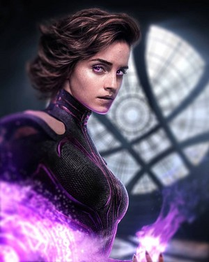 Emma Watson As Clea in Doctor Strange 2
