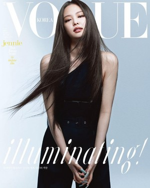Jennie for 'VOGUE KOREA'