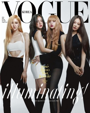 BLACKPINK for 'VOGUE KOREA'