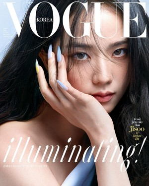Jisoo for 'VOGUE KOREA'