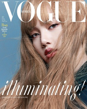 LISA for 'VOGUE KOREA'