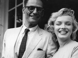 Marilyn And Third Husband, Arthur Miller