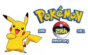 Pokemon 25th Anniversary