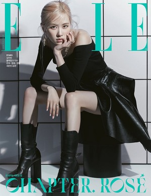 ROSÉ for 'ELLE KOREA'