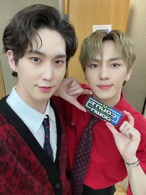 Shinwon and Kino