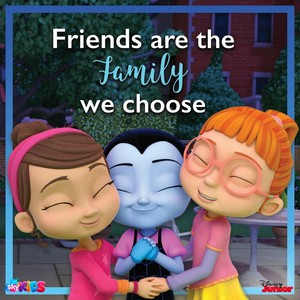 Vampirina - Marafiki Are The Family We Choose