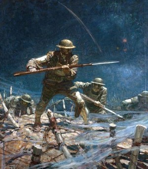 World War 1 - Night Raid