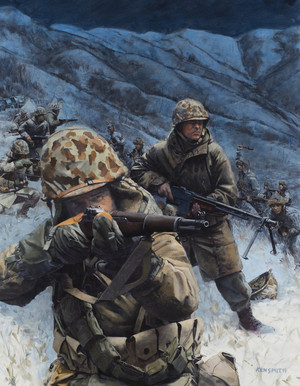 Frozen - Korean War