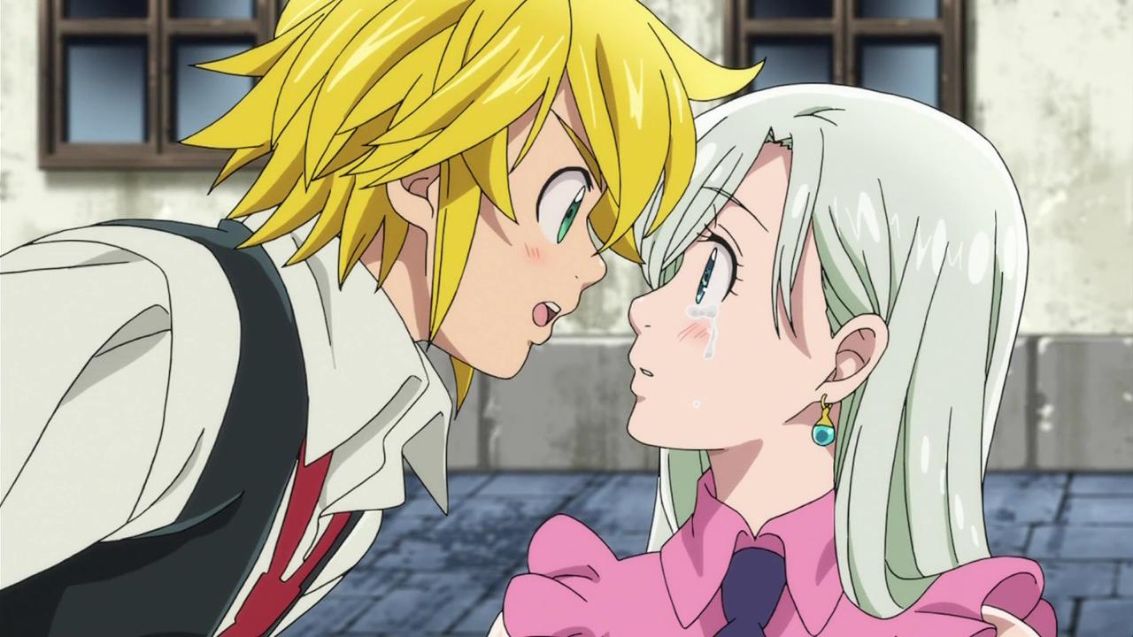 Do you ship Meliodas and Elizabeth together? - Nanatsu No ...