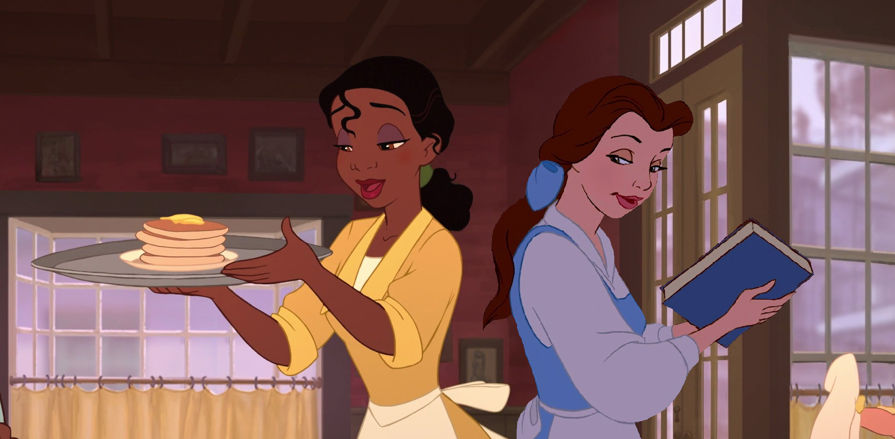 Which Disney Princess character do you think looks the