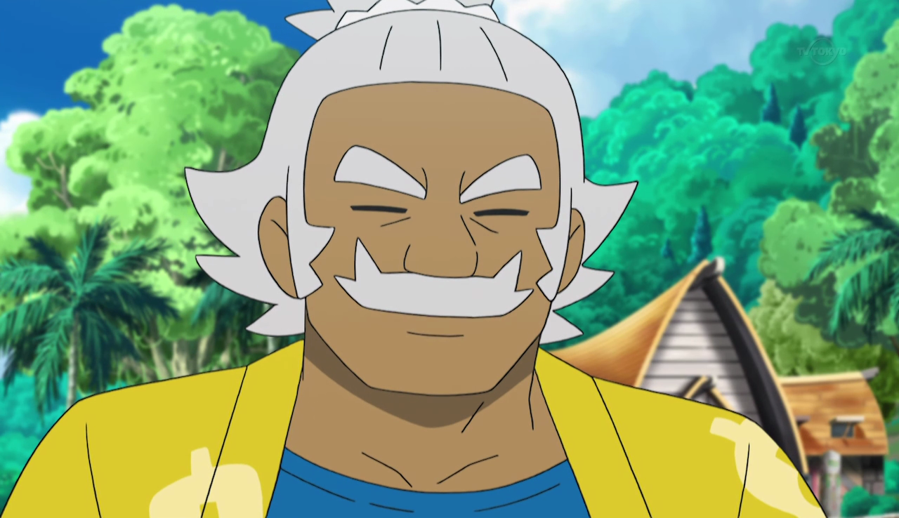 Who's your favorite male trial captain/kahuna from Alola? - Pokemon Guys -  Fanpop