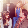 The NJBC (Nate/Serena/ Blair/Chuck)