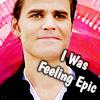 """I Was Feeling Epic"" 8x16"