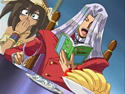 You think Mana is - Yu-Gi-Oh - Fanpop